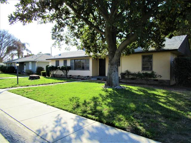 745 W Belleview Avenue W, Porterville, CA 93257 (#209485) :: The Jillian Bos Team