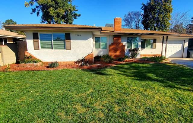 1208 W Fountain Way, Fresno, CA 93705 (#209493) :: CENTURY 21 Jordan-Link & Co.