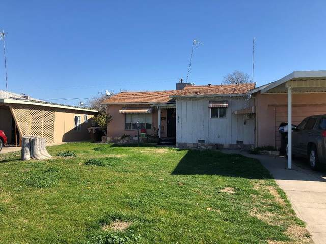 806 N F Street, Tulare, CA 93274 (#209495) :: Robyn Icenhower & Associates