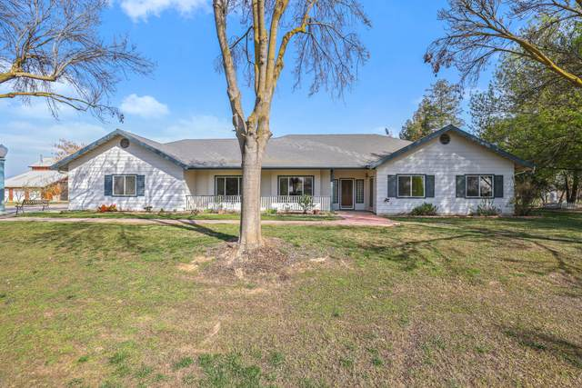1310 S Anderson Road, Exeter, CA 93221 (#209770) :: The Jillian Bos Team