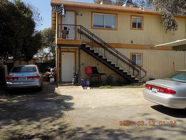 813 N Leslie Street, Visalia, CA 93291 (#209809) :: The Jillian Bos Team
