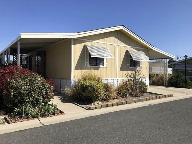 2300 W Morton Avenue #43, Porterville, CA 93257 (#209945) :: The Jillian Bos Team