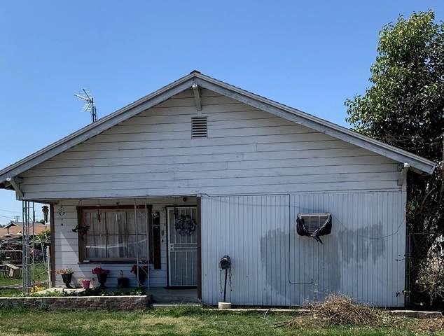 41671 Road 128, Orosi, CA 93647 (#210141) :: The Jillian Bos Team