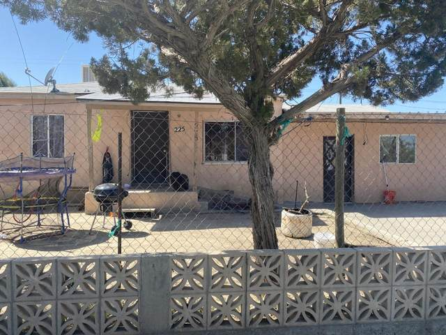 225 Second Street, Kettleman City, CA 93239 (#210207) :: The Jillian Bos Team