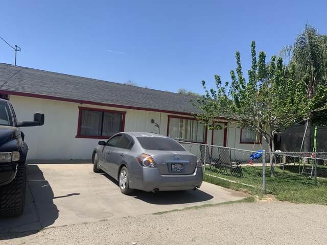 341 Schultz Terrace, Porterville, CA 93257 (#210309) :: The Jillian Bos Team