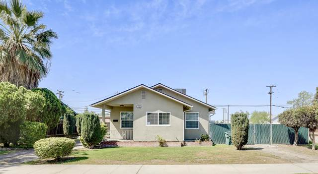 252 N D St Street, Exeter, CA 93221 (#210338) :: The Jillian Bos Team