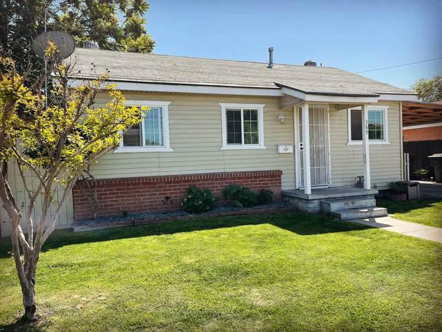 369 W Orange Avenue, Porterville, CA 93257 (#210392) :: The Jillian Bos Team