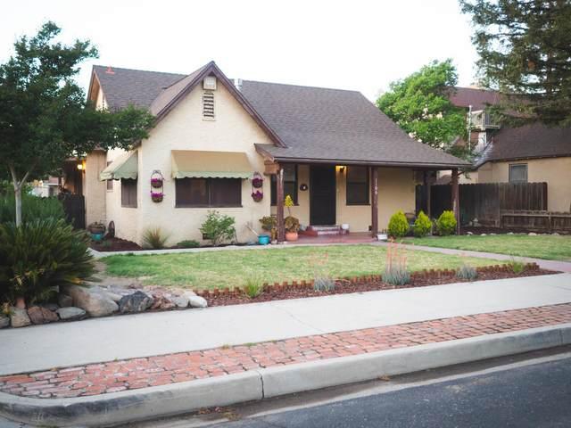 1106 W Kaweah Avenue, Visalia, CA 93277 (#210482) :: Your Fresno Realty | RE/MAX Gold