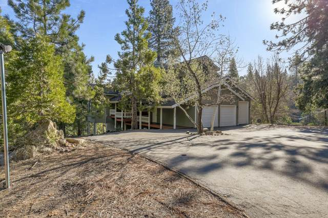 38890 Littlefield Road, Shaver Lake, CA 93664 (#210629) :: The Jillian Bos Team