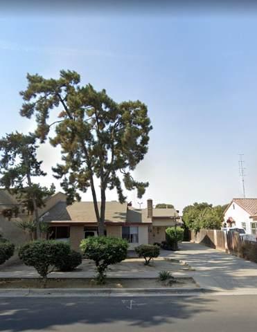 121 N O Street, Tulare, CA 93274 (#210684) :: Martinez Team