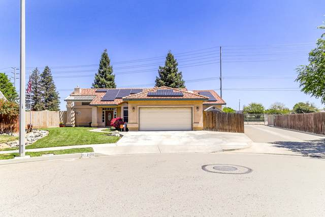 2170 Marvin Court, Tulare, CA 93274 (#210687) :: The Jillian Bos Team