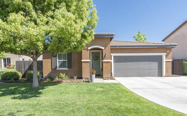 4102 W Buena Vista Avenue, Visalia, CA 93291 (#210805) :: The Jillian Bos Team