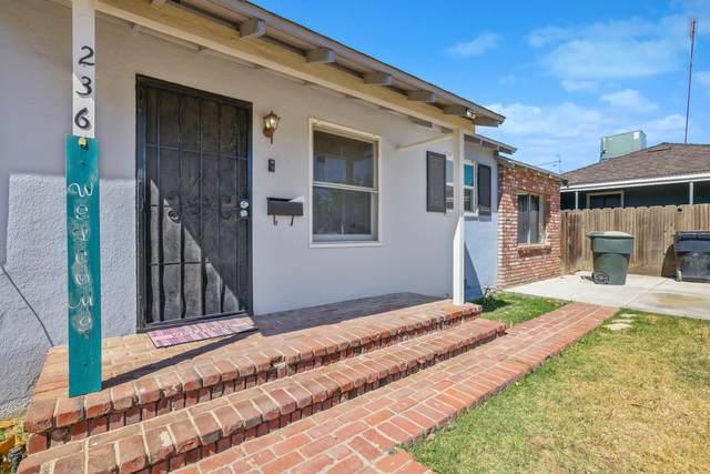 236 W Colonial Drive, Hanford, CA 93230 (#210824) :: The Jillian Bos Team