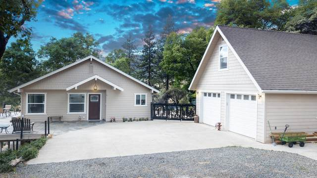 1510 Highway 190, Camp Nelson, CA 93265 (#211156) :: Robyn Icenhower & Associates