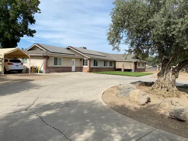 17980 Road 232, Porterville, CA 93257 (#211233) :: The Jillian Bos Team