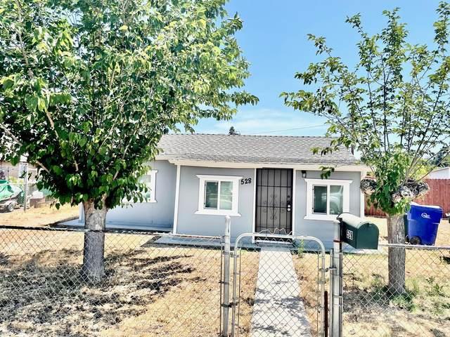 528 S Ventura Avenue, Farmersville, CA 93223 (#211329) :: Martinez Team