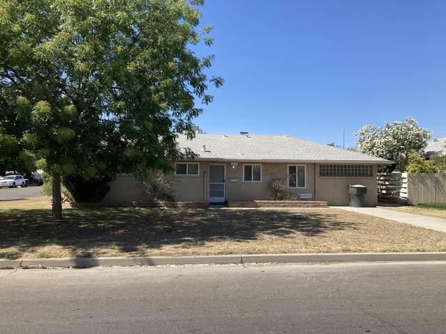 200 E Terrace Drive, Hanford, CA 93230 (#211382) :: The Jillian Bos Team