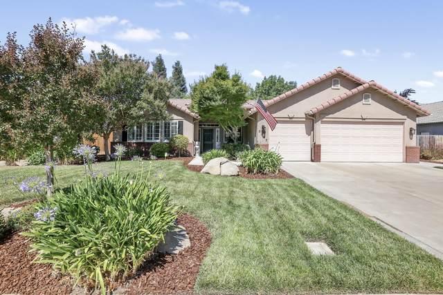 3307 S Tracy Street, Visalia, CA 93292 (#211484) :: Martinez Team