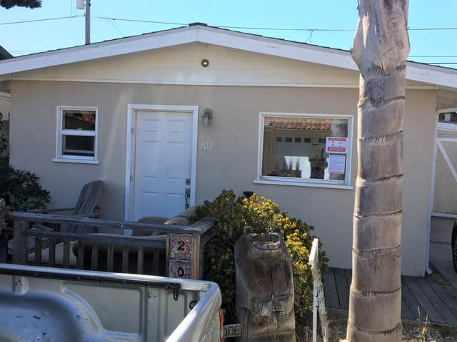 202 Capistrano Avenue, Pismo Beach, CA 93449 (#211498) :: Martinez Team