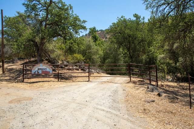 39547 Bear Creek Road, Springville, CA 93265 (#211678) :: The Jillian Bos Team