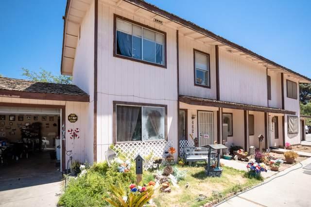 462 N Cherry Street, Tulare, CA 93274 (#211779) :: Martinez Team