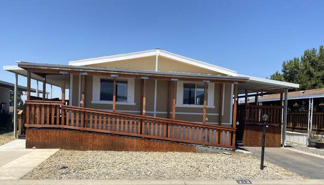 720 E Worth #213, Porterville, CA 93257 (#211786) :: Your Fresno Realty | RE/MAX Gold
