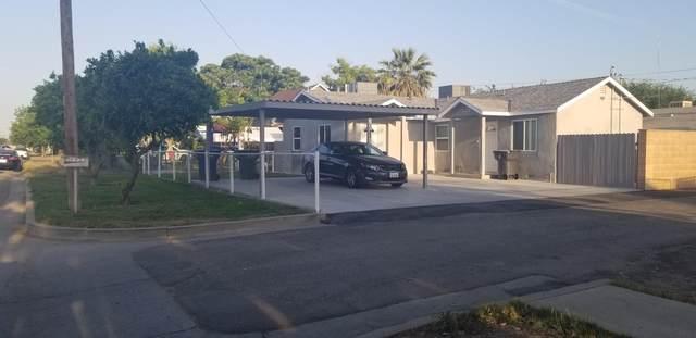 126 W San Joaquin Avenue, Tulare, CA 93274 (#211961) :: The Jillian Bos Team