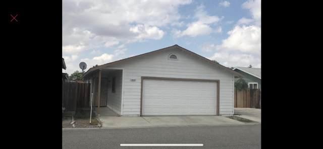 1010 Village Drive, Corcoran, CA 93212 (#212044) :: The Jillian Bos Team