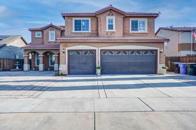 1374 W Cortner Street, Hanford, CA 93230 (#212211) :: Martinez Team