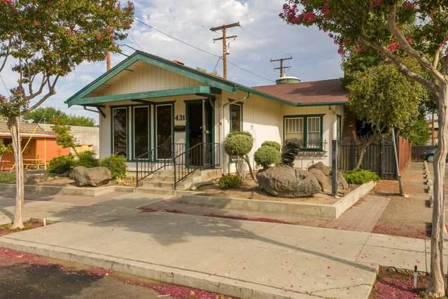 431 E Pine Street, Exeter, CA 93221 (#212240) :: Robyn Icenhower & Associates