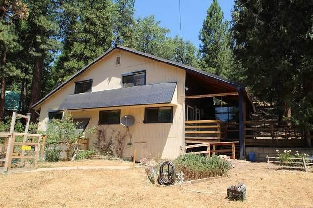 674 Loop Drive, Camp Nelson, CA 93265 (#212265) :: Martinez Team