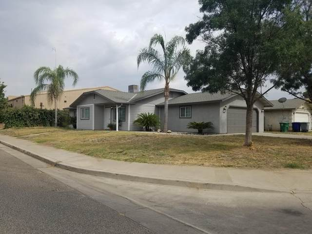 1418 Hartley Avenue, Farmersville, CA 93223 (#212376) :: Robyn Icenhower & Associates