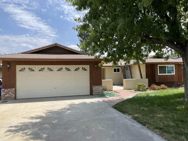 1442 N Westside Street, Porterville, CA 93257 (#212482) :: Robyn Icenhower & Associates