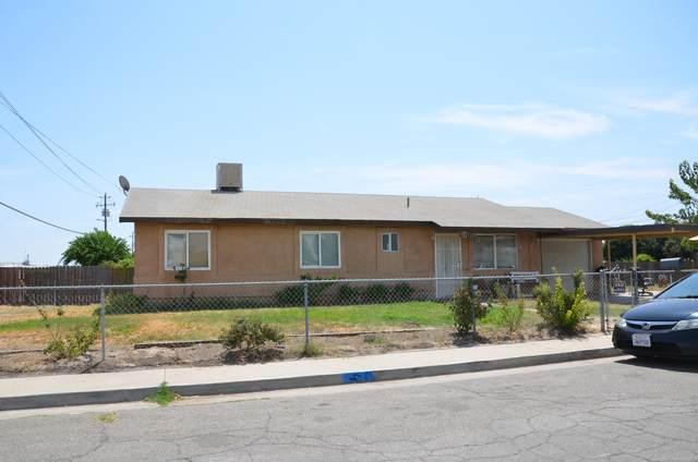 601 Patterson Avenue, Corcoran, CA 93212 (#212551) :: Martinez Team