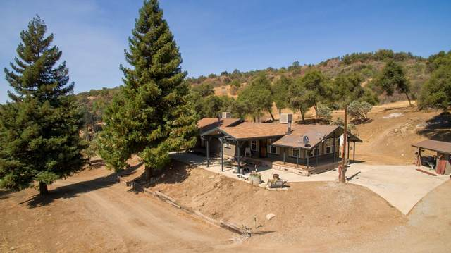 51083 Whitaker Forest Road, Badger, CA 93603 (#212613) :: The Jillian Bos Team