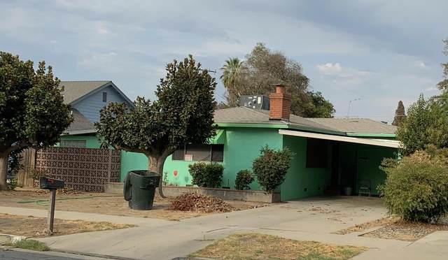 224 S D Street, Tulare, CA 93274 (#212718) :: The Jillian Bos Team
