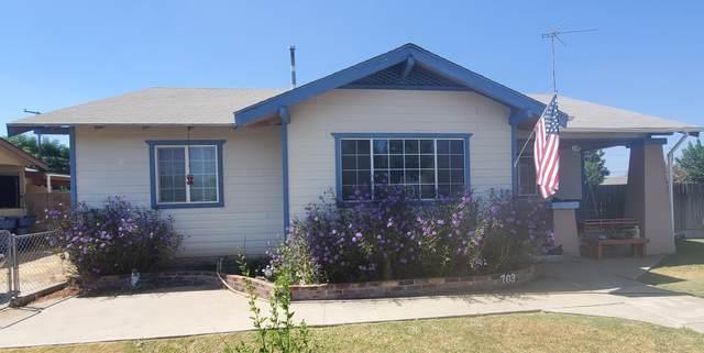 703 S Pratt Street, Tulare, CA 93274 (#213179) :: The Jillian Bos Team