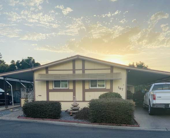 2300 W Morton Avenue #167, Porterville, CA 93257 (#213321) :: Martinez Team
