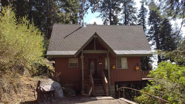 54622 Manzanita Drive, Sequoia Crest, CA 93265 (#213352) :: The Jillian Bos Team