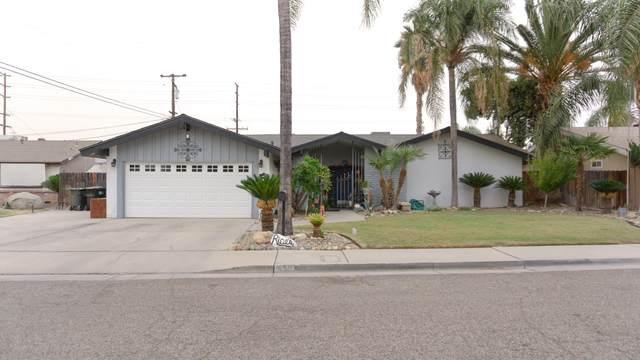 550 Dexter Avenue, Porterville, CA 93257 (#213913) :: CENTURY 21 Jordan-Link & Co.