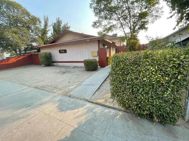 718 S Garden Street, Visalia, CA 93277 (#213949) :: Robyn Icenhower & Associates