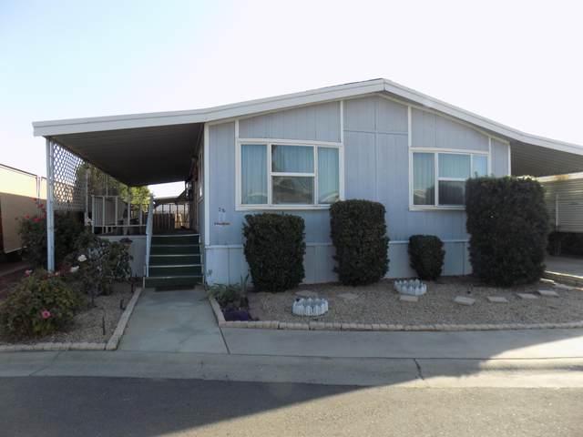2300 W Morton Avenue #38, Porterville, CA 93257 (#213973) :: Your Fresno Realty | RE/MAX Gold