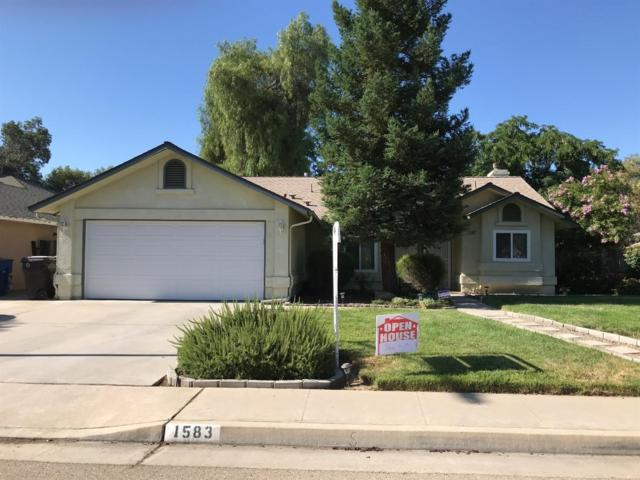 1583 W Henley Creek Road, Reedley, CA 93654 (#139180) :: The Jillian Bos Team