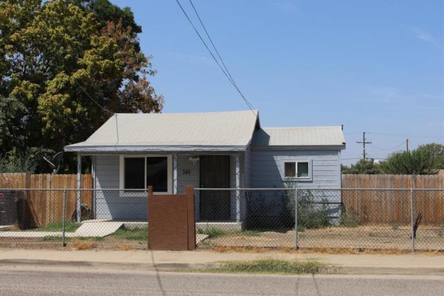 345 S F Street, Porterville, CA 93257 (#140634) :: Robyn Graham & Associates