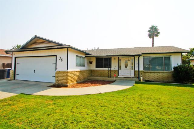 38 S Byron Drive, Lemoore, CA 93245 (#143809) :: The Jillian Bos Team
