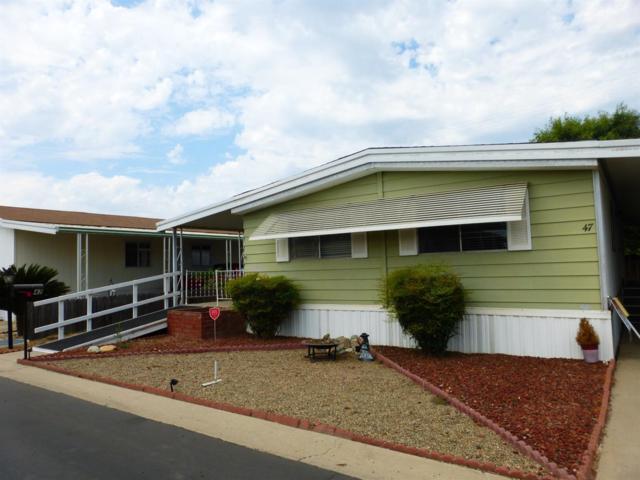 2627 W Midvalley Avenue #47, Visalia, CA 93277 (#147341) :: Robyn Icenhower & Associates