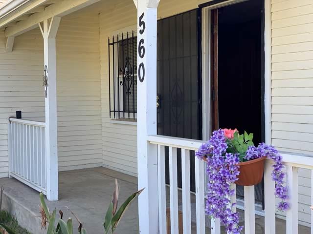 560 N G Street, Tulare, CA 93274 (#148558) :: The Jillian Bos Team