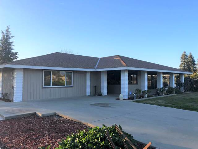 1536 W Marinette, Exeter, CA 93221 (#202140) :: The Jillian Bos Team