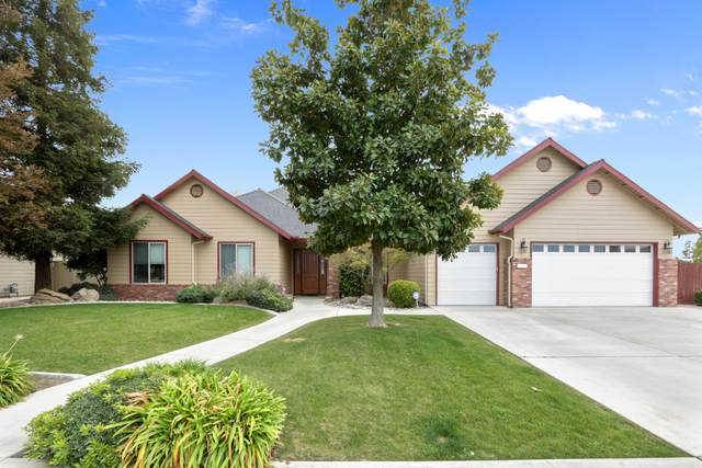 244 Atwood Court, Exeter, CA 93221 (#203537) :: The Jillian Bos Team