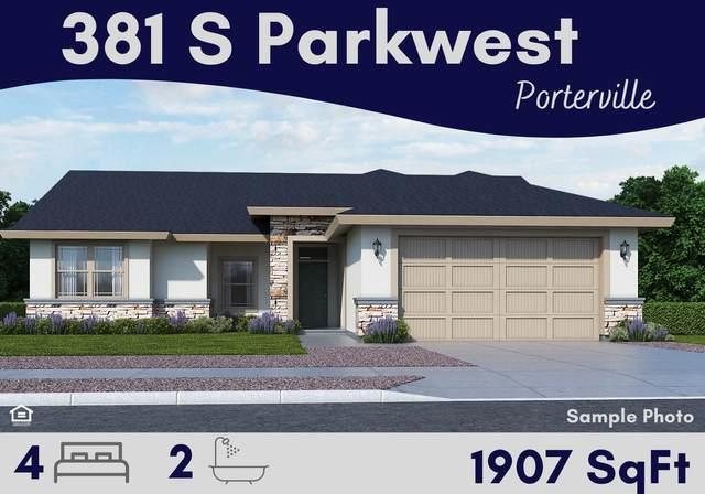 381 S Parkwest Street, Porterville, CA 93257 (#204511) :: The Jillian Bos Team